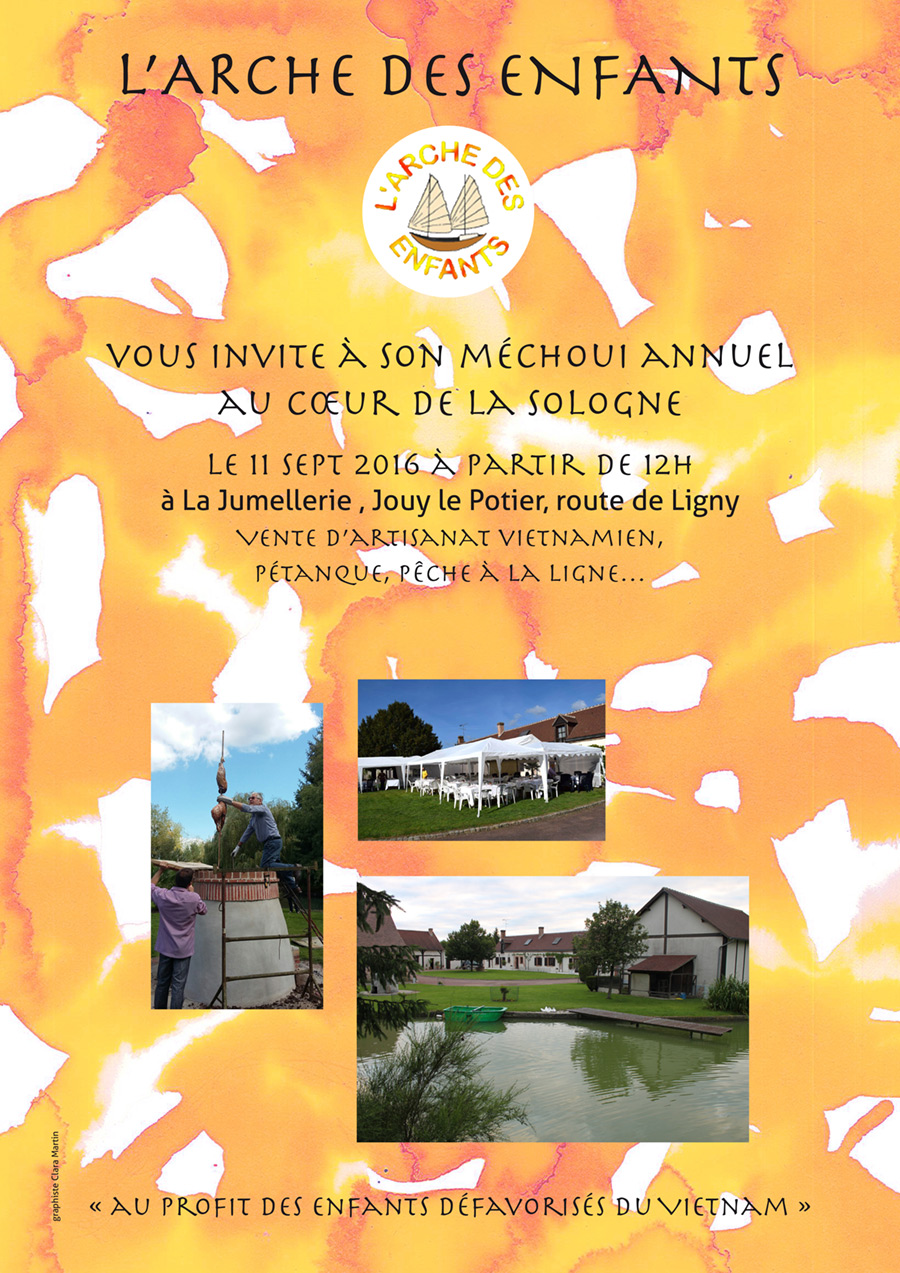 Invitation Mechoui septembre 2016